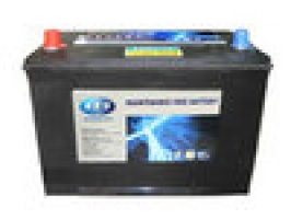 58815 Din/jis Dry Charge & Maintenance Free Automotive Battery