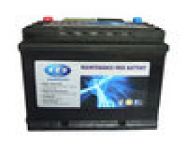 Din Dry Charge & Maintenance Free Auto Battery