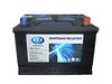 Din Dry Charge & Maintenance Free Car Battery